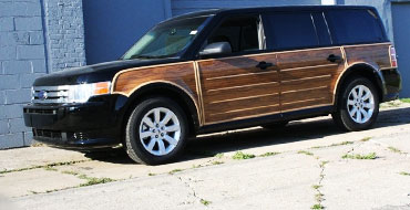 Woody Style Wrap Kits