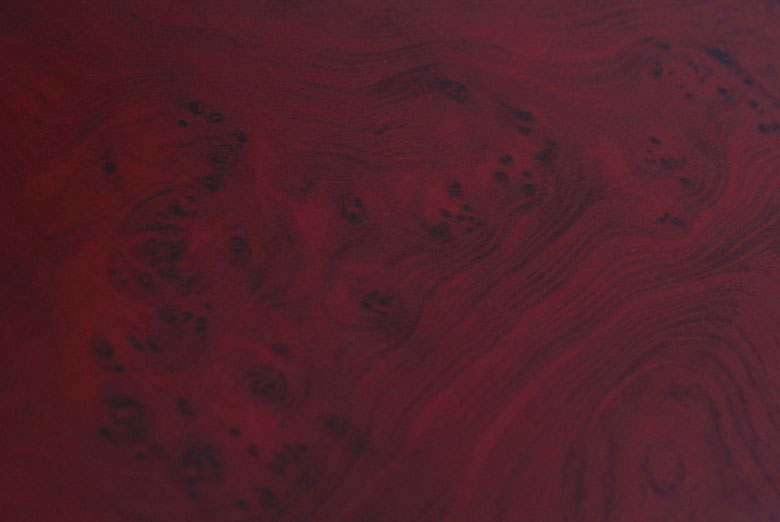 Matte Burlwood Wood Grains Film