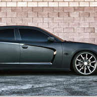 Tinted Dodge Avenger